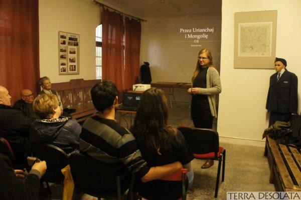 Prezentacja podróżnicza Moniki Radzikowskiej