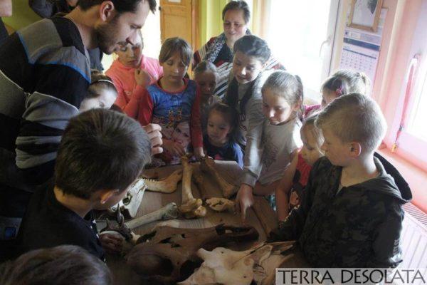 Archeozoologia dla najmłodszych
