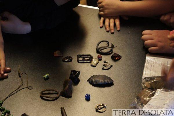 Zabytki archeologiczne