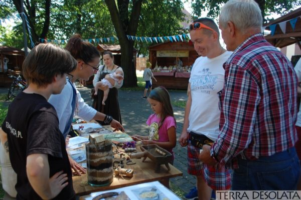 Archeologia na jarmarku w Kętrzynie