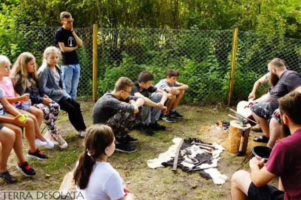 Kowalstwo - warsztaty dla dzieci i młodzieży