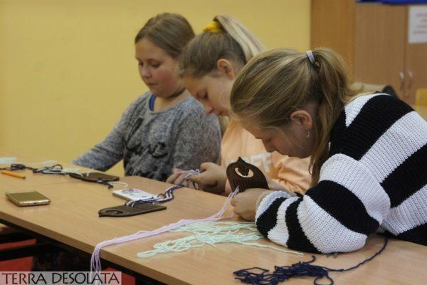 Tkactwo - warsztaty dla dzieci i młodzieży
