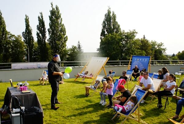 Festiwal Nauki w Ciechanowie (2020)